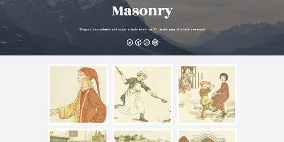 masonry-blogging-wordpress-theme