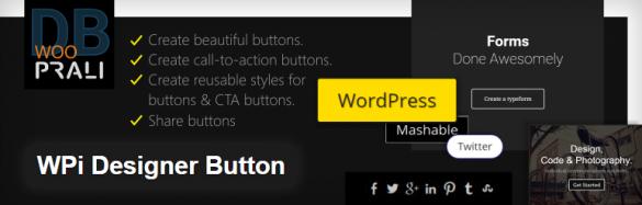 WordPress › WPi Designer Button « WordPress Plugins