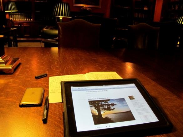 Shout Out From Your Ipad – 8 Best Blogging Apps for the iPad