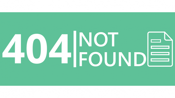 404 Pages: a Website's Wasted Real Estate
