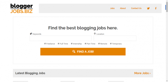 A Closer Look at an Awesome Blogging Job Site