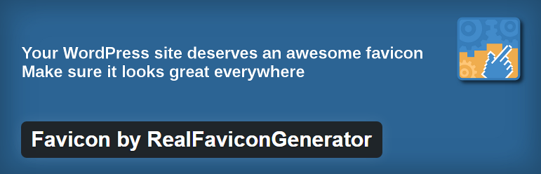WordPress › Favicon by RealFaviconGenerator « WordPress Plugins