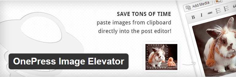 WordPress › OnePress Image Elevator « WordPress Plugins
