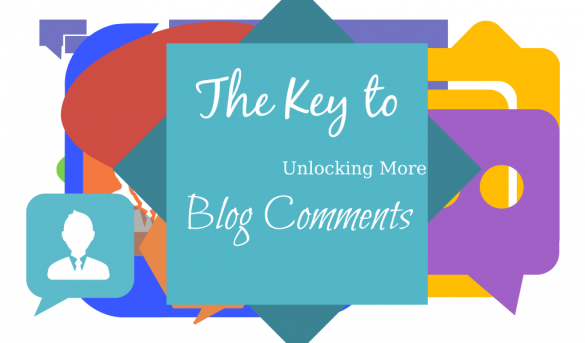 The Key to Unlocking More Blog Comments