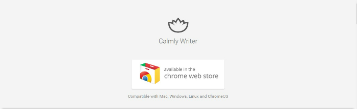 CalmlyWriter
