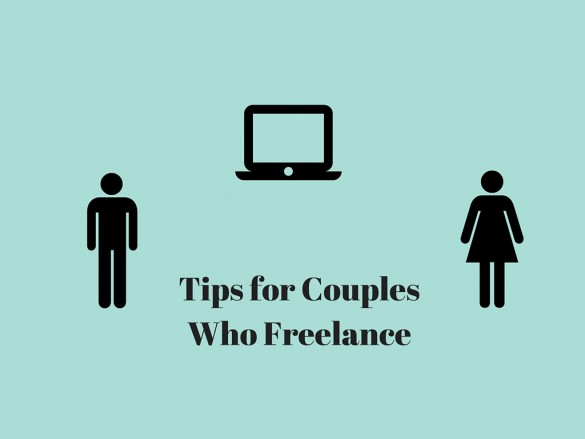 Working Together: Tips for Couples Who Freelance