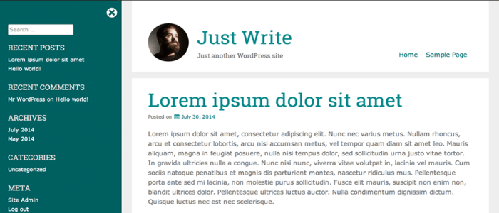 just write (Custom)