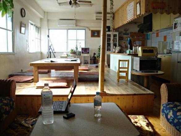 Hostel_in_Japan
