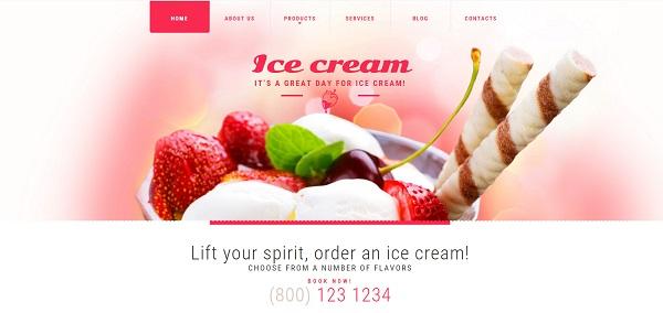 free website from MotoCMS