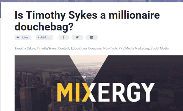 mixergy