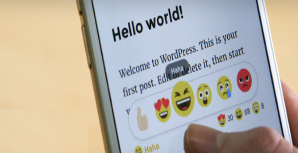 The Best Facebook Reaction Plugins for WordPress   BloggingPro