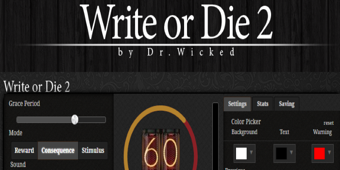 write_or_die (Custom)