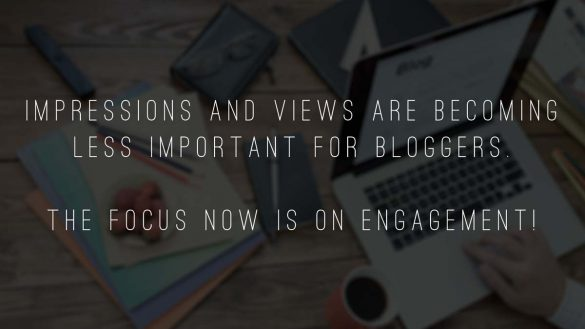 2016 blogging trends