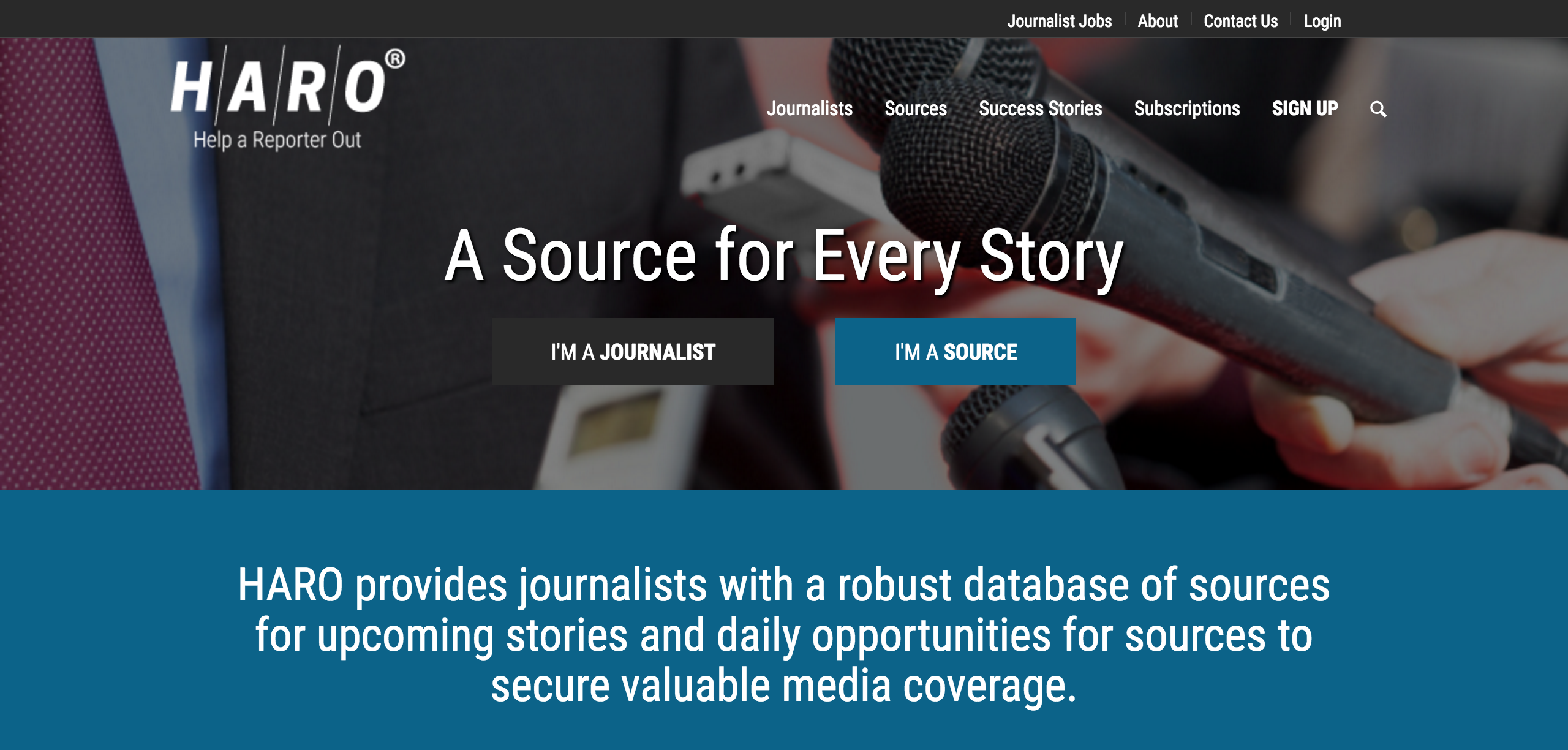 find expert sources