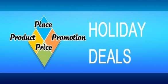 Bloggers: How to Market Your Holiday Deals