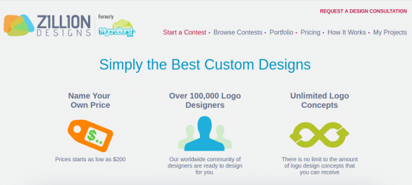 5 Best Logo Creator Services