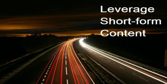 Increase Blog Authority with Super Short-form Content