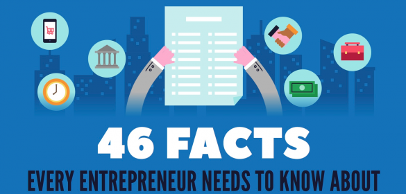 46 Facts Every Entrepreneur Needs to Know About