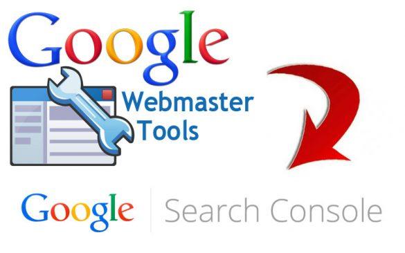 Free Google Marketing Tools google search console