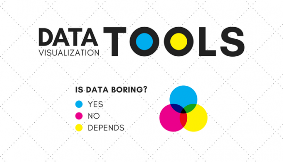 10 Tools For Translating Boring Data Into Visuals