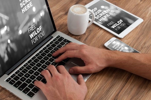 How to Start a Blog While You're in Debt