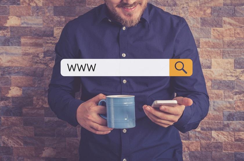 main choosing blog domain name