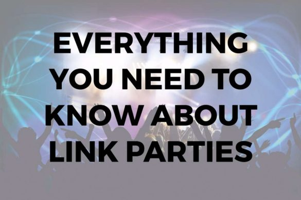Everything You Need to Know About Link Parties