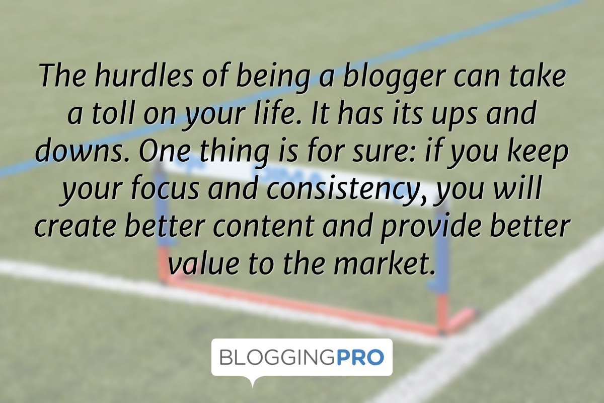 Creating Better Blog Content quote