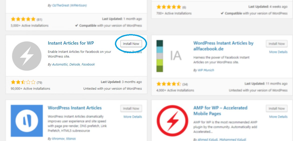 facebook instant articles wp plugin