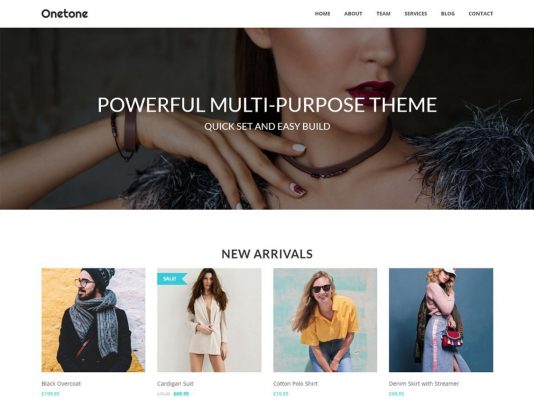 WordPress themes 2019