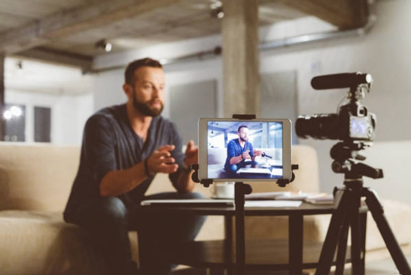 business content marketing with online video