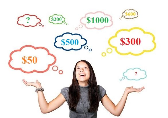 what to charge for blogging