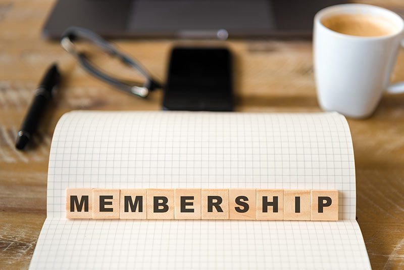monetize blog with membership