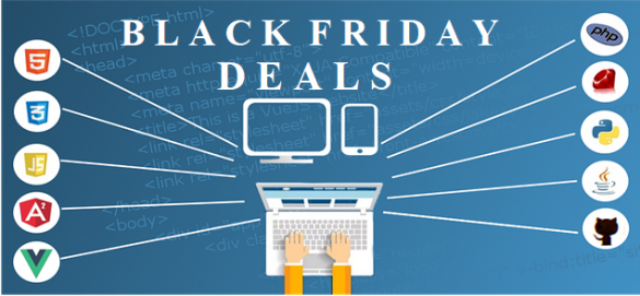 Black Friday deals for bloggers in 2020