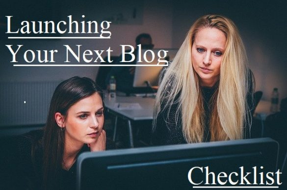 Steps to Take When Launching Your Next