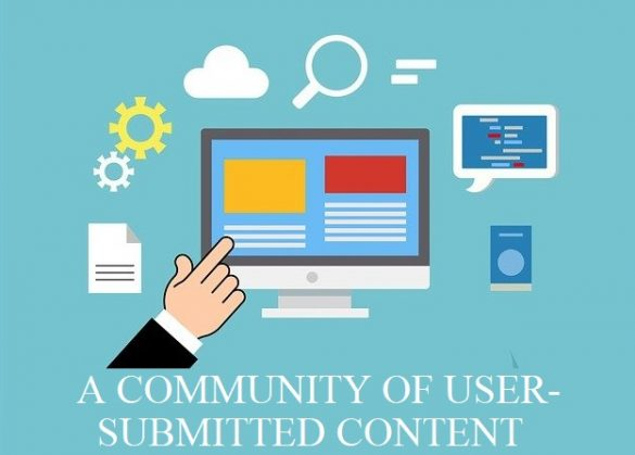 User-Generated Content Blog