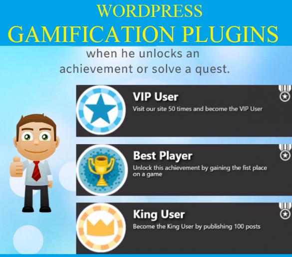 WordPress Gamification Plugins