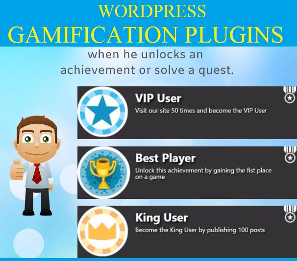 Top 5 WordPress Gamification Plugins