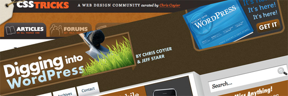 Interview with 'Digging into WordPress' and 'CSS-Tricks' Rockstar Extraordinaire Chris Coyier