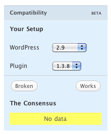 WordPress Launches Plugin Compatibility Beta